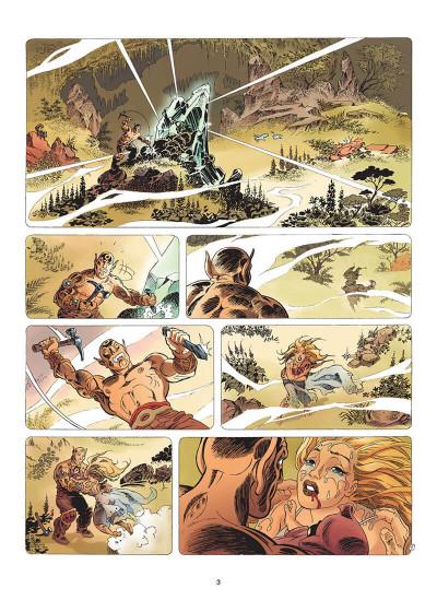Page 4 marlysa tome 5 - le thaumaturge