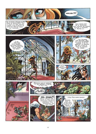Page 5 marlysa tome 5 - le thaumaturge