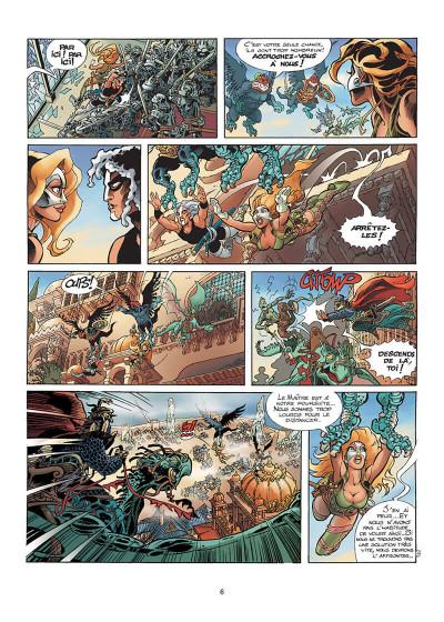 Page 7 marlysa tome 5 - le thaumaturge