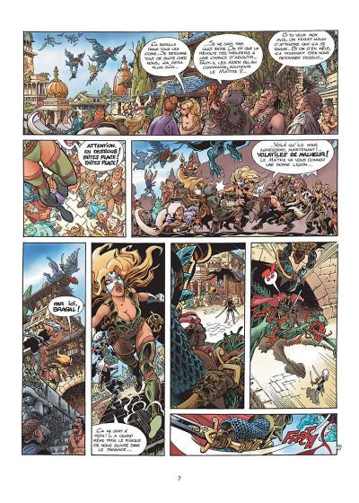 Page 8 marlysa tome 5 - le thaumaturge