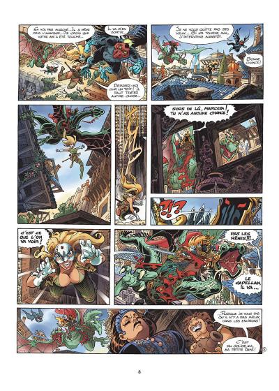 Page 9 marlysa tome 5 - le thaumaturge