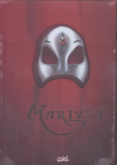 Couverture Marlysa - intégrale tome 1 à tome 5