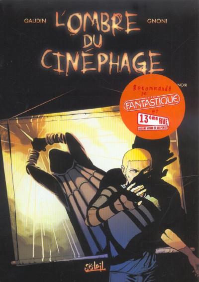 image de l'ombre du cinéphage tome 1 - fondu au noir