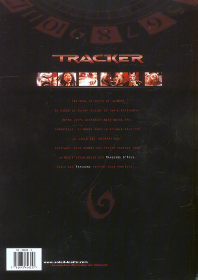 Dos Tracker tome 1 - rouge casino