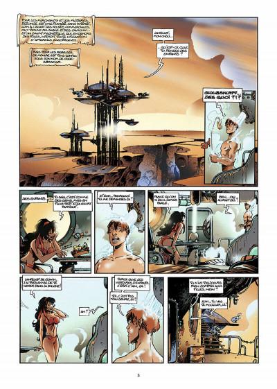 Page 4 lanfeust des étoiles tome 3 - les sables d'abraxar