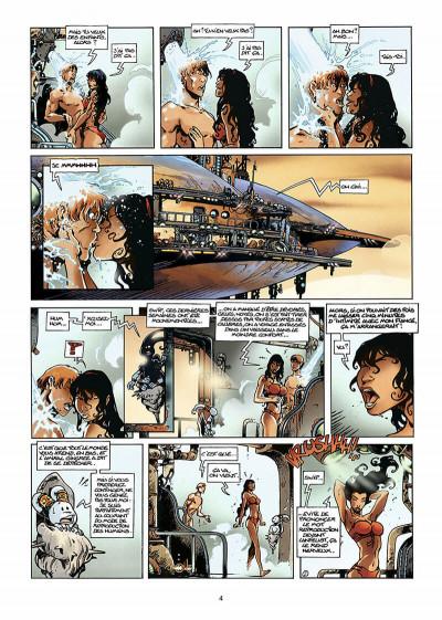 Page 5 lanfeust des étoiles tome 3 - les sables d'abraxar