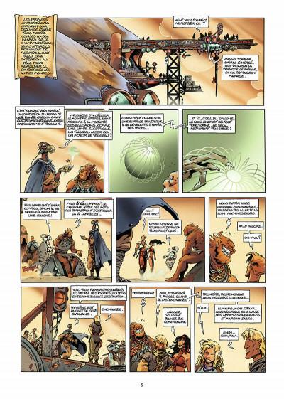 Page 6 lanfeust des étoiles tome 3 - les sables d'abraxar