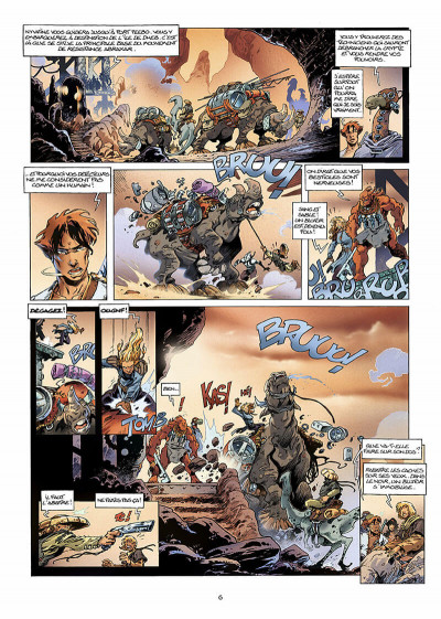 Page 7 lanfeust des étoiles tome 3 - les sables d'abraxar