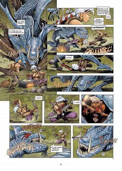 Page 6 les conquérants de troy tome 1 - exil à port-fleury