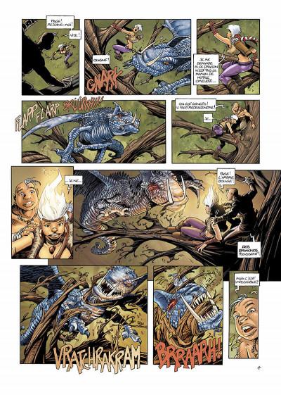 Page 7 les conquérants de troy tome 1 - exil à port-fleury