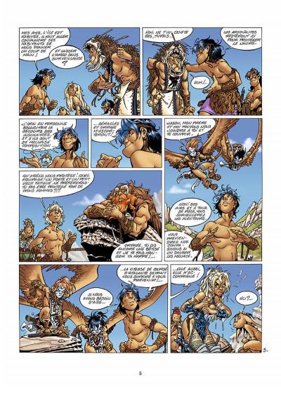 Page 6 Atalante tome 3 - les mystères de Samothrace