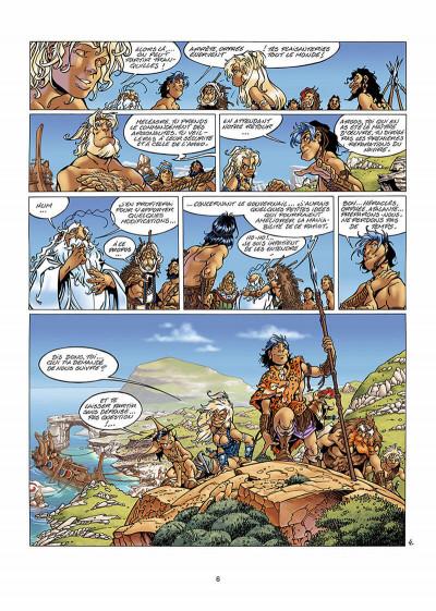 Page 7 Atalante tome 3 - les mystères de Samothrace