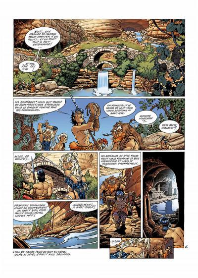 Page 8 Atalante tome 3 - les mystères de Samothrace