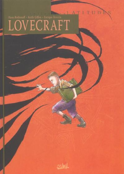 Couverture lovecraft