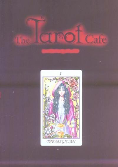 image de the tarot cafe tome 1