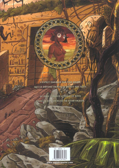 Dos les brumes d'asceltis tome 2 - le dieu lépreux