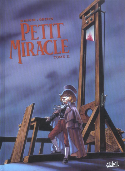 Couverture petit miracle tome 2
