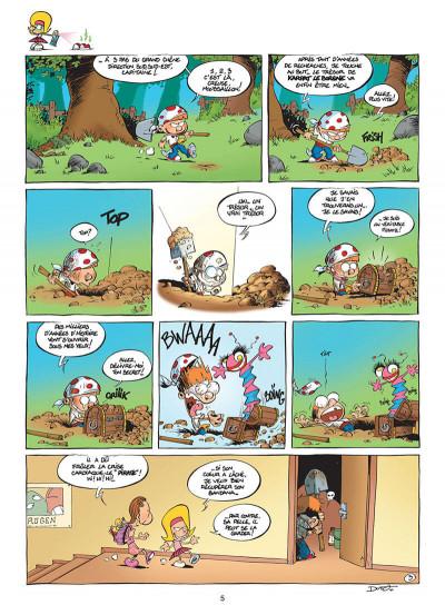 Page 6 les p'tits diables tome 1 - de quelle planète tu viens ?