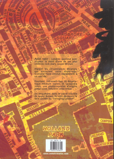 Dos swinging london tome 1 - dead end street