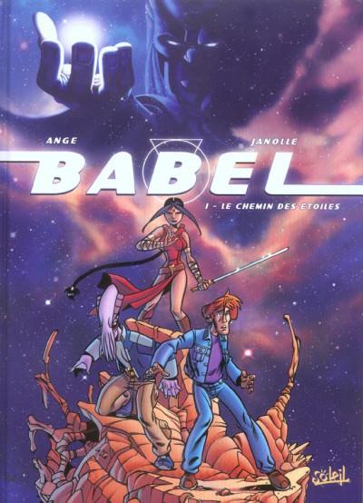 image de Babel tome 1 - le chemin des étoiles