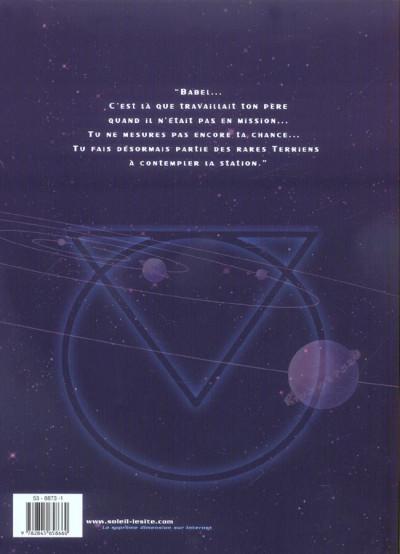 Dos Babel tome 1 - le chemin des étoiles