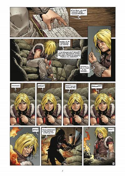 Page 4 Les forêts d'opale tome 4