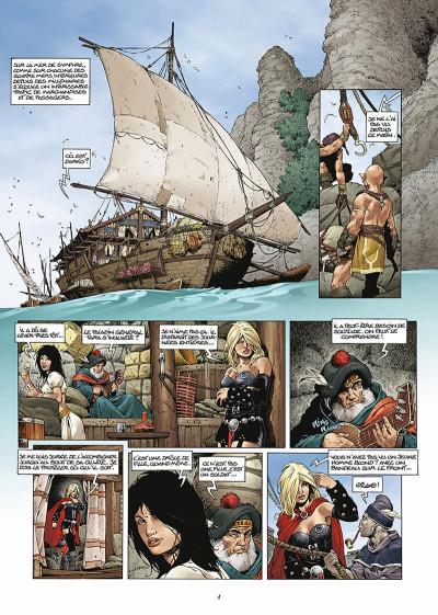 Page 5 Les forêts d'opale tome 4