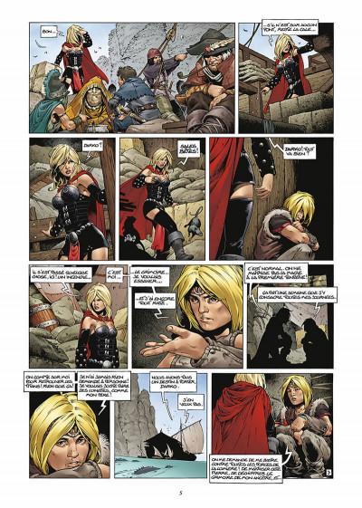 Page 6 Les forêts d'opale tome 4
