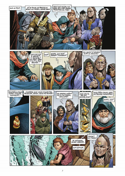Page 8 Les forêts d'opale tome 4