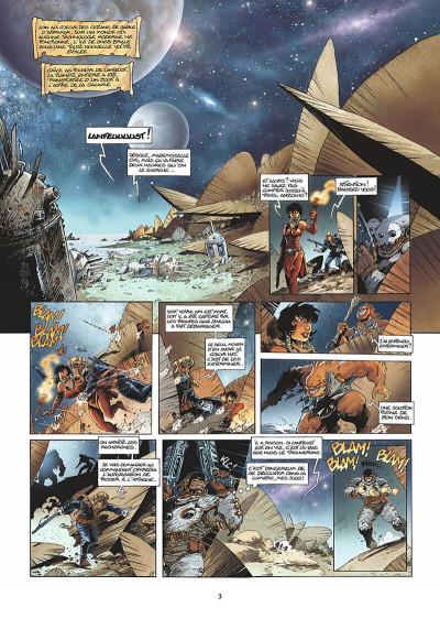 Page 4 lanfeust des étoiles tome 4 - les buveurs de mondes