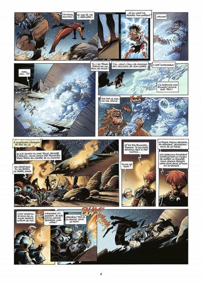 Page 5 lanfeust des étoiles tome 4 - les buveurs de mondes