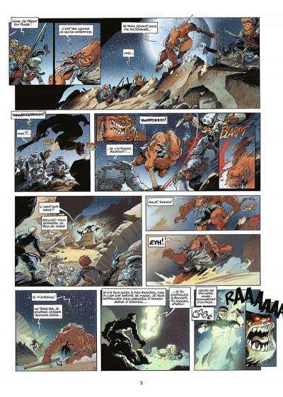 Page 6 lanfeust des étoiles tome 4 - les buveurs de mondes