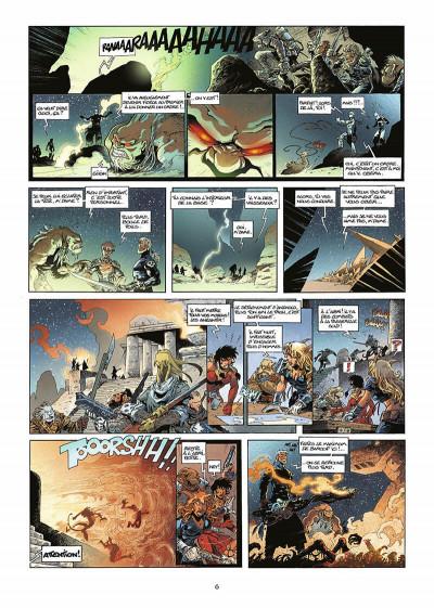 Page 7 lanfeust des étoiles tome 4 - les buveurs de mondes