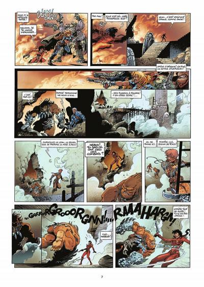 Page 8 lanfeust des étoiles tome 4 - les buveurs de mondes
