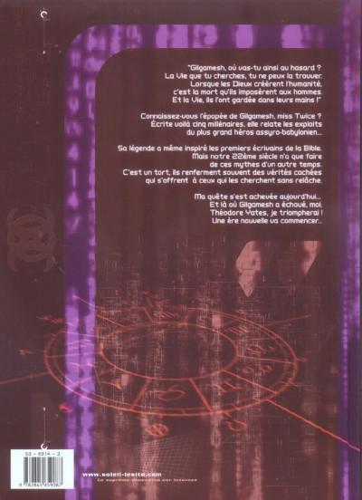 Dos verseau tome 1 - le fils de l'équinoxe