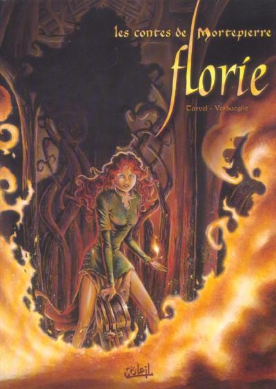 Couverture les contes de mortepierre tome 1 - florie
