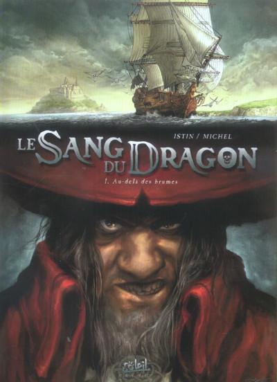 Couverture Le sang du dragon tome 1