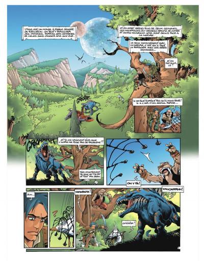 Page 1 les naufragés d'ythaq tome 2 - ophyde la géminée