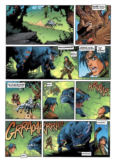 Page 2 les naufragés d'ythaq tome 2 - ophyde la géminée