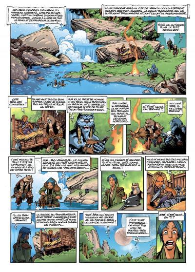 Page 3 les naufragés d'ythaq tome 2 - ophyde la géminée