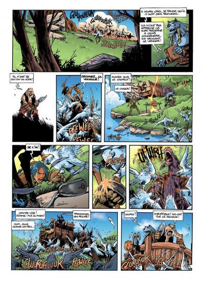Page 4 les naufragés d'ythaq tome 2 - ophyde la géminée