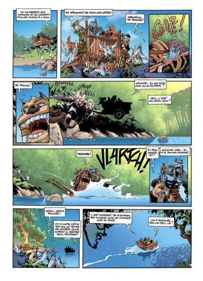 Page 5 les naufragés d'ythaq tome 2 - ophyde la géminée
