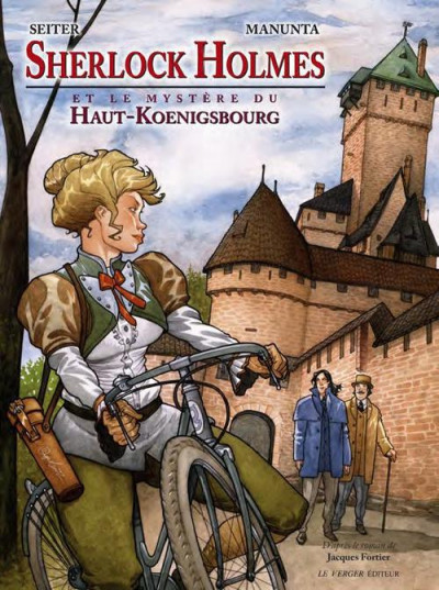 image de Sherlock Holmes et le mystère du Haut-Koenigsbourg