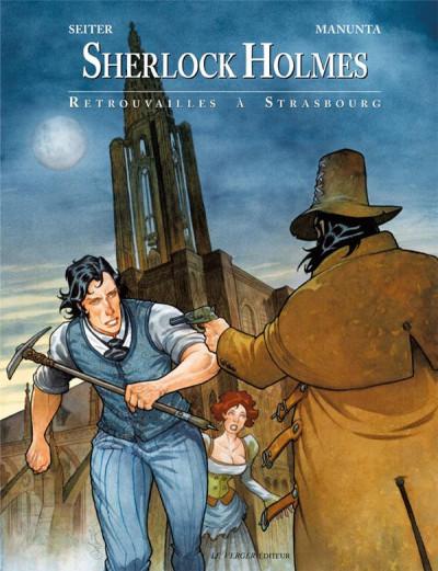 image de Sherlock Holmes - retrouvailles à Strasbourg