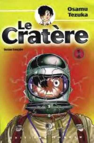 Couverture Le cratère tome 1