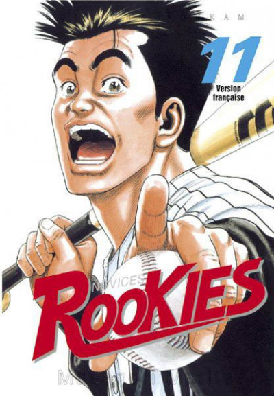 Couverture rookies tome 11