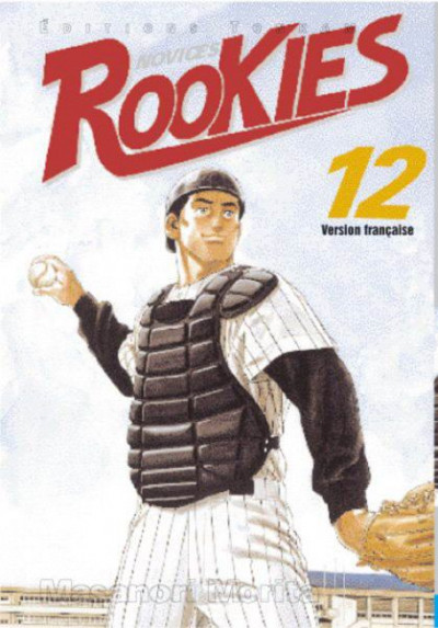 Couverture rookies tome 12