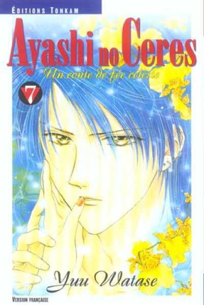 Couverture ayashi no ceres tome 7