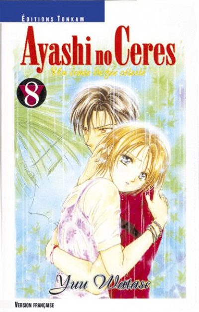 Couverture ayashi no ceres tome 8