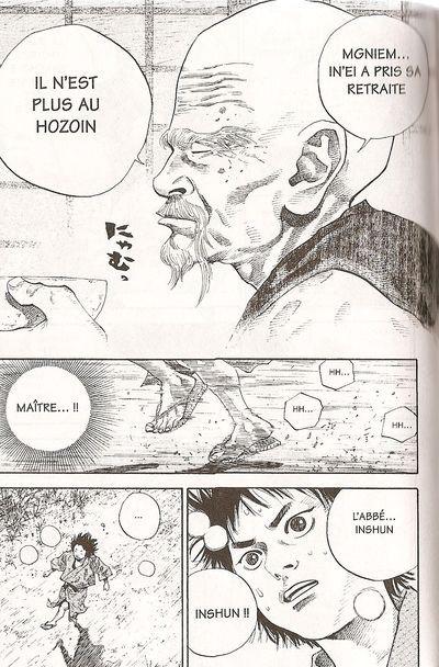 Page 1 vagabond tome 5